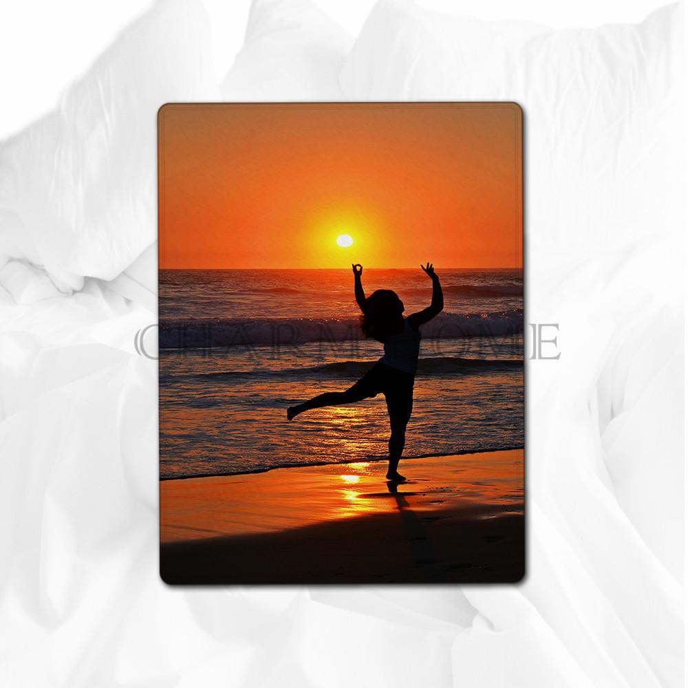 Beach Blanket Cha Cha Dance: Dance Fleece Fabric Promotion-Shop For Promotional Dance