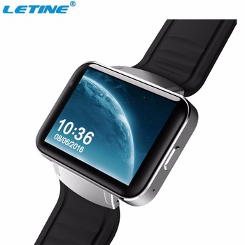 ef9773f606c Letine OEM cheap smart watch DM98 Touch Screen 4G 3G Android smart watch  phone online shopping