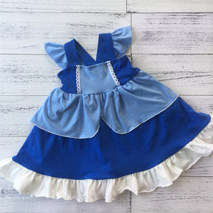 Newest selling good quality retro wholesale princess clothing