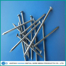 Stainless steel twist concrete nails / Galvanised common iron wire nails