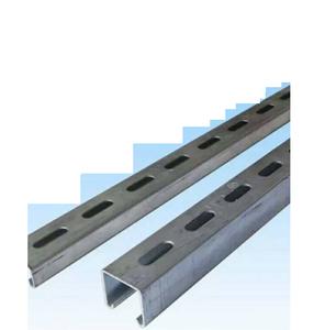 Solar Panel Mounting Bracket/c Steel Channel/solar Bracket