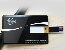 DIGIBLOOM Promotion super thin credit card usb flash wholesale,customed usb flash,business card usb flash drive for best gifts