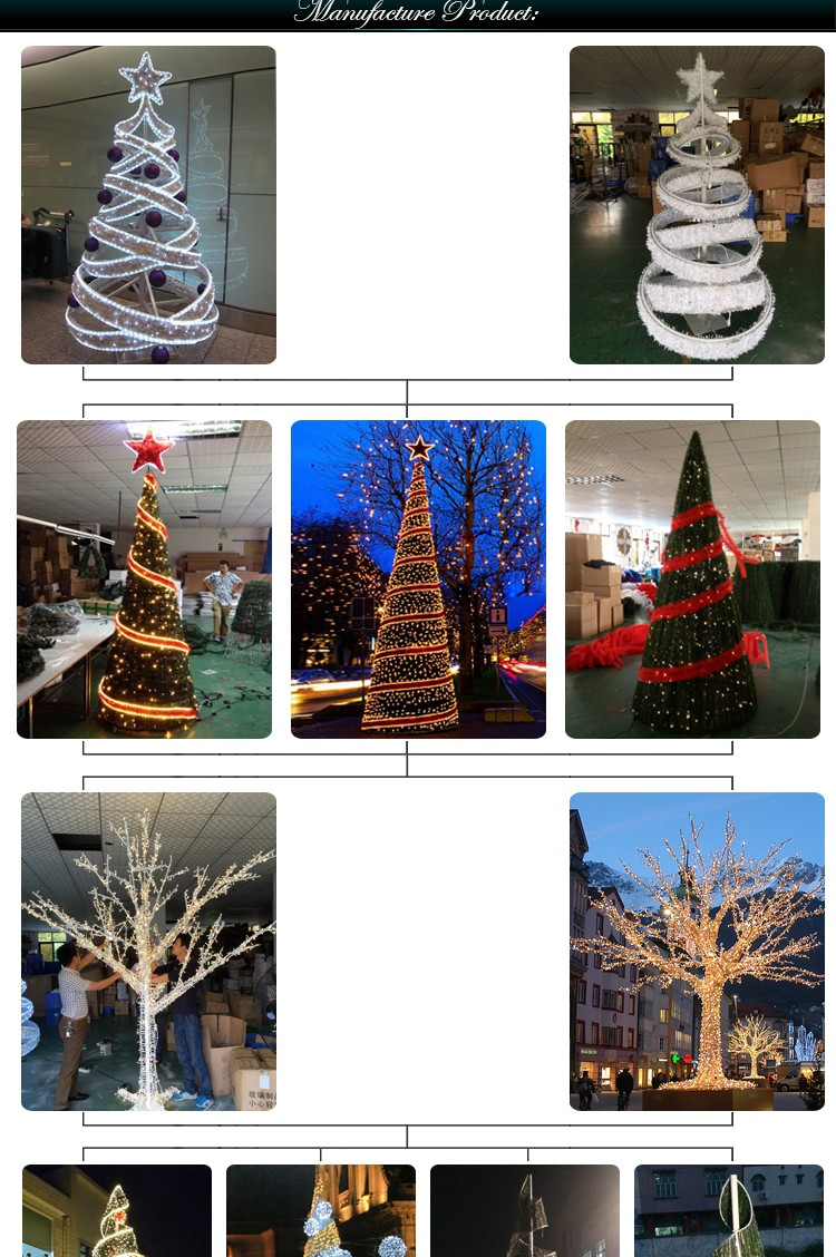 Red and white spiral rope light christmas tree with led lights red and white spiral rope light christmas tree with led lights ip44 aloadofball Choice Image
