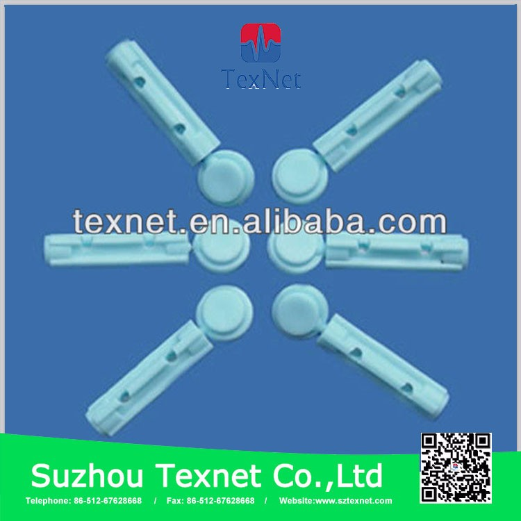 High Quality Safety Lancets for all types of capillary blood sampling for high speed penetration