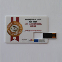low price 2gb business card usb,usb flash drive/otg usb/tooth shape usb flash drive audio player LFNC-004