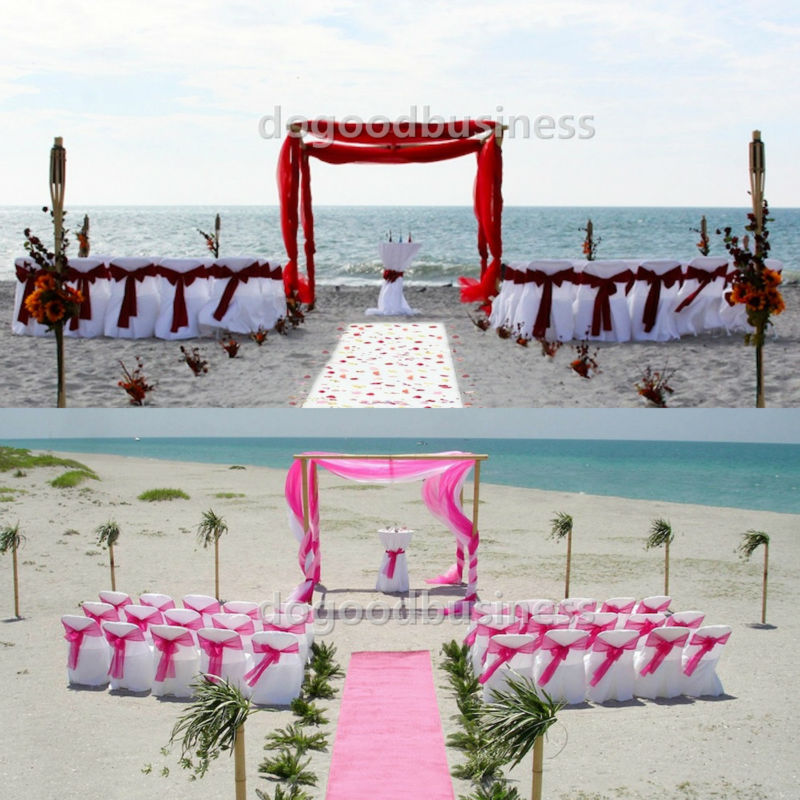 Beach Wedding Ceremony Ideas: Popular Beach Ceremony Decorations-Buy Cheap Beach