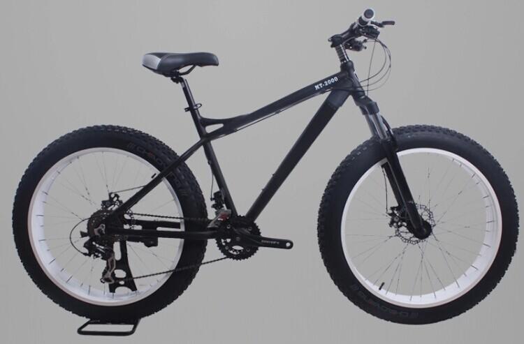 26 Popular Fat Bike Snow Bike Wide Tire Beach Cruiser For Adult