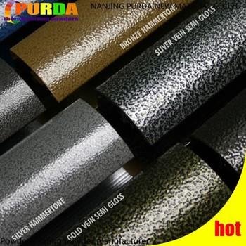 Electrostatic Thermosetting Hammertone Powder Coating
