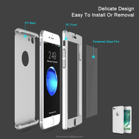 2017 Super Shockproof Full Cover 360 Degree Phone Accessories Mobile Case For Iphone 7/7plus