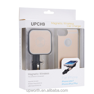 Boy Scouts Over charge protect qc 3.0 wireless car charger used in different vehicle