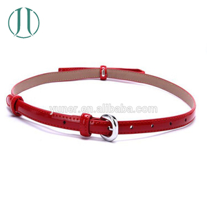 Red Leather Belts,Top Brand Leather Belt,Fashion Stone Waist Belt