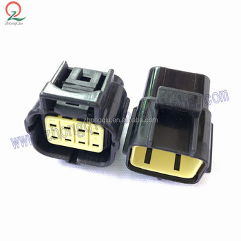 8pin Waterproof Electrical Wire Connector Plug Motorcycle Connector on