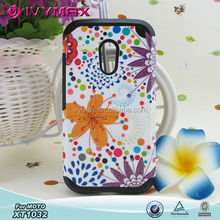 Cell phone cover for moto g