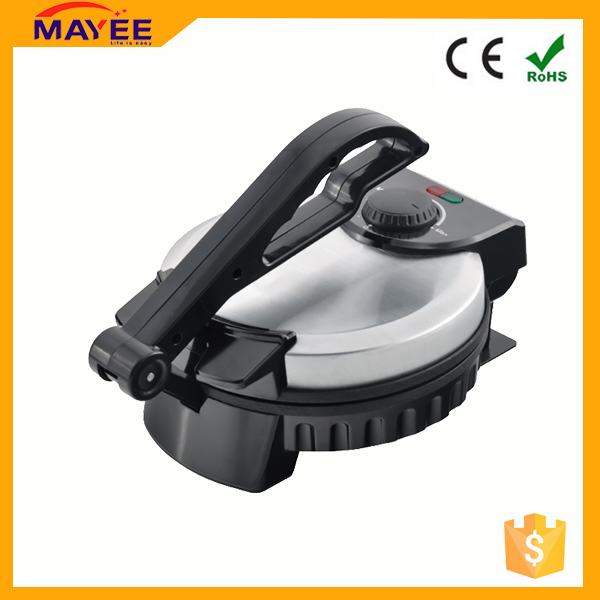 Top sale stainless steel electric automatic roti maker/rotimatic machine/tortilla maker for home