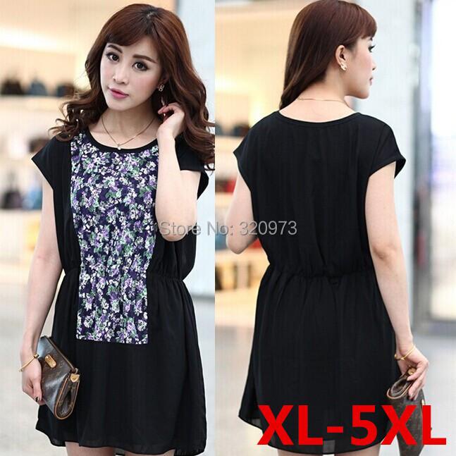 xl hairstyle aliexpress com buy xl 5xlsize roupas femininas2015korean. Black Bedroom Furniture Sets. Home Design Ideas