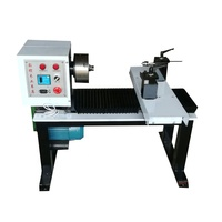 China mini cnc wood lathe machine