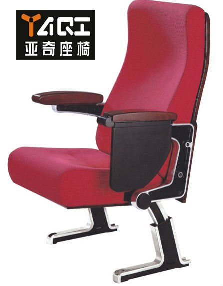 Cinema theater stadium lecture fold seats cold foam auditorium conference hall chair YA-03