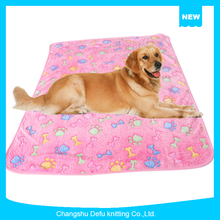 Premium Pet Products Thick Coral Fleece Blanket