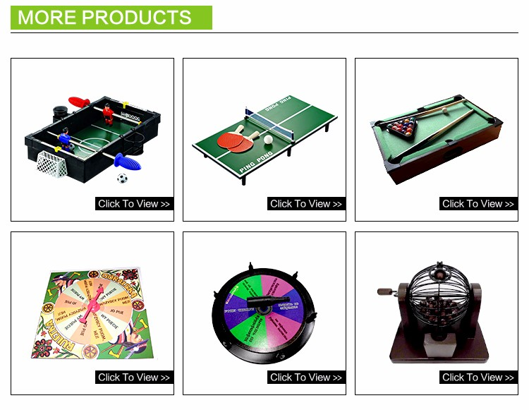 Best Selling Directly Supplier Promotion Table Air Hockey