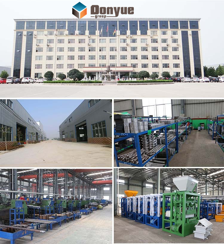 Dongyue latest design aac concrete block machine germany technology