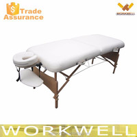 WorkWell wooden portable massage table Kw-T2514
