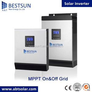 BESTSUN On grid tie hybrid solar power inverter 400w 500w 600w 1000w