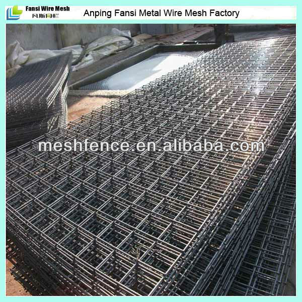 Galvanized welded wire mesh panels manufacturers
