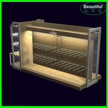 Wood Retail Display Rack Furniture for Garment Shop/Clothes Display Rack