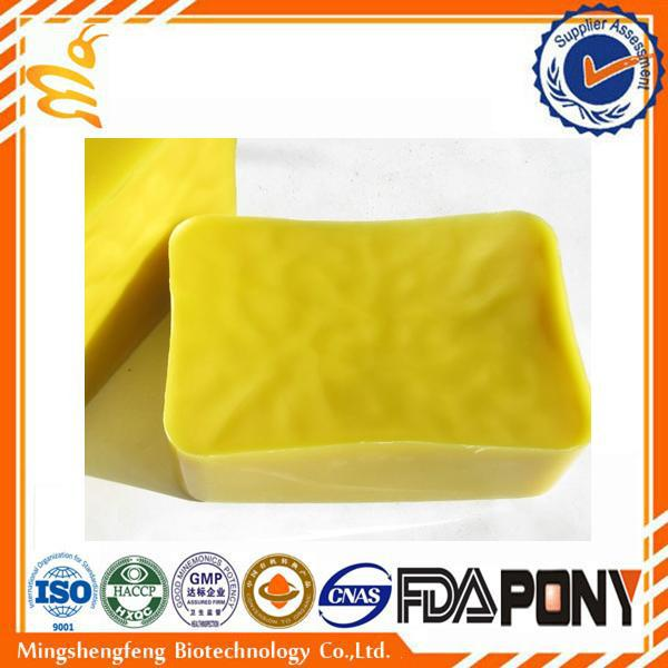 2017 Honey wax factory directly wholesale candle cosmetic grades bee wax with best price