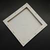 280g canvas wooden frame 100% cotton canvas mini stretched canvas