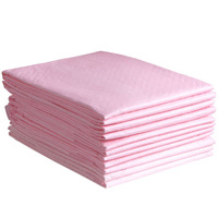 Factory directly sell SAP flulf pulp disposable adult bed pad medical incontinence mats