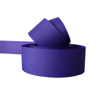 Polyester Solid 3 inch Printed Custom Grosgrain Ribbon 75mm