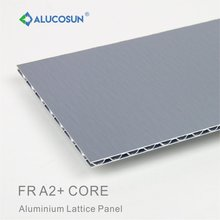 4mm PVDF aluminum lattice composite panel