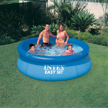 High quality intex swimming pool for family above ground for High quality above ground pools