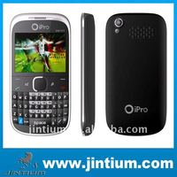 china low price wifi mobile phone i9 ipro QWERTY Keyboard with camera, tv, LED torch