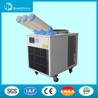 Mini rooftop packaged unit, 5 tons, famouse brand scroll compressor