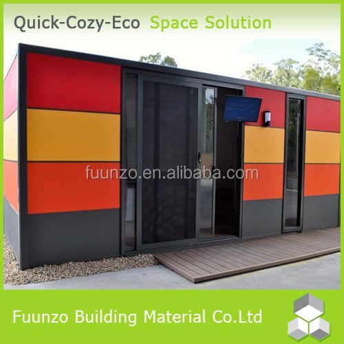 Cost Efficient Modern Malaysia Prefab Container Homes for Sale