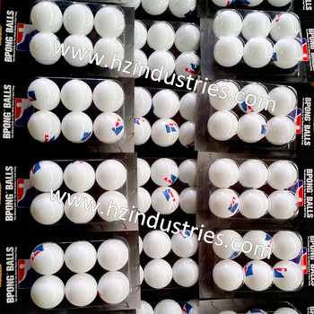Plastic mini ping pong ball bulk ping pong balls cheap for Small ping pong balls