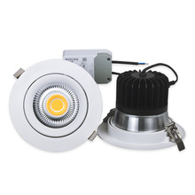 30W anti-glare ceiling healthy energy-saving led downlight  dimmable