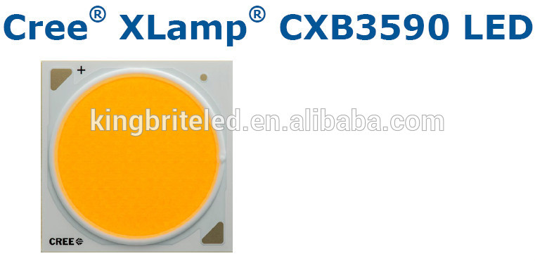 Cree Xlamp Cxb3590 3500k Cd Bin Cob For Led Grow Light