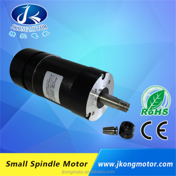 High Speed Bldc Motor Small Spindle Motor 57mm