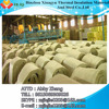 High quality mineral rock wool pipe /board/ felt insulation