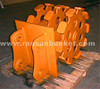 High Quality HARDOX-500 NM400 Material Compaction Wheels