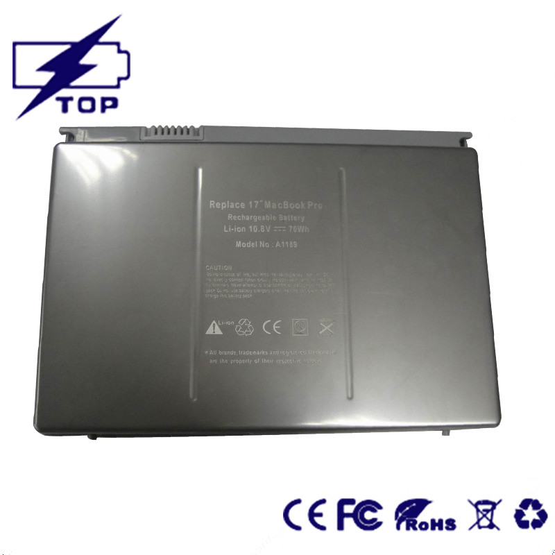 "Have Discount Of Laptop Battery A1189 compatible For original Apple MacBook Pro 17"" A1189 MA458 MA458*/A MA458G/A MA458J/A"