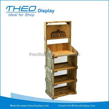 Retail Wood Bread Floor Display Rack For Grocery Stores Buy Wood Bread Display Rackretail Wood Food Display Rackretail Wood Bread Floor Display
