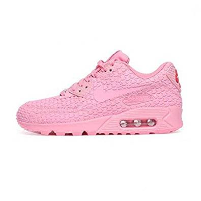 best loved d080a 3fcaf Get Quotations · Nike Air Max 90 Premium Women s Running Shoes