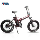 Fantas-Bike Hulk Fat E-bike 500w fat tire folding e bicycle