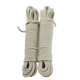 Twisted decorative packing soft cotton rope