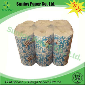 super soft toilet tissue hot selling pink & blue Toilet Paper