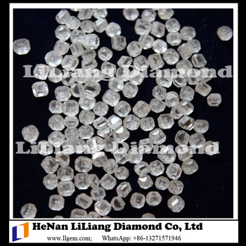 Cvd Synthetic Gem White Diamond Stones From China Factory